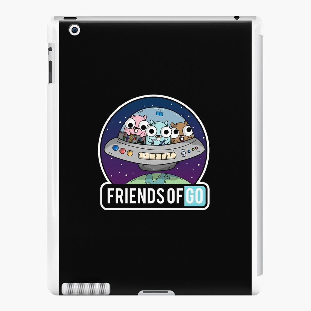 Friends of Go Vinilos y fundas para iPad