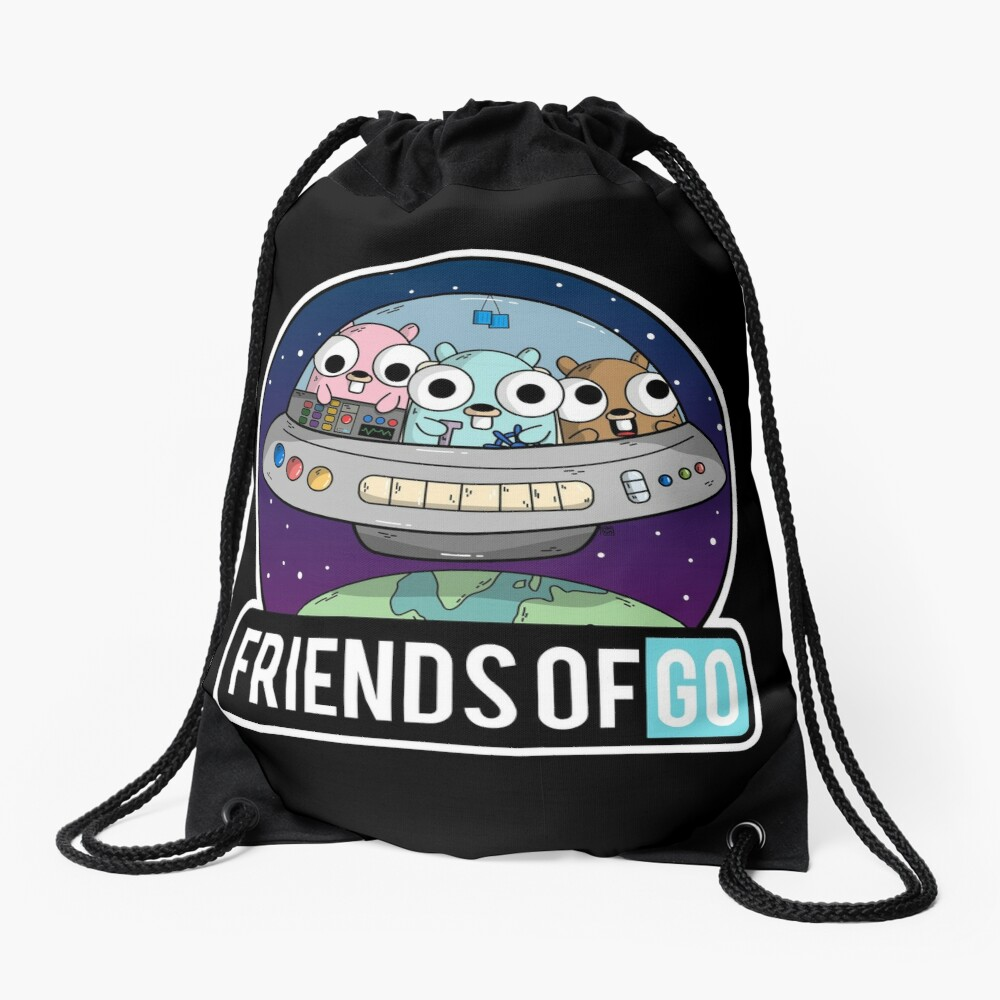 Friends of Go Mochila saco