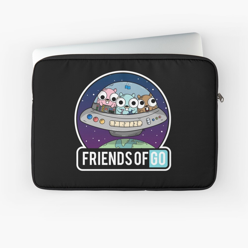 Friends of Go Funda para portátil