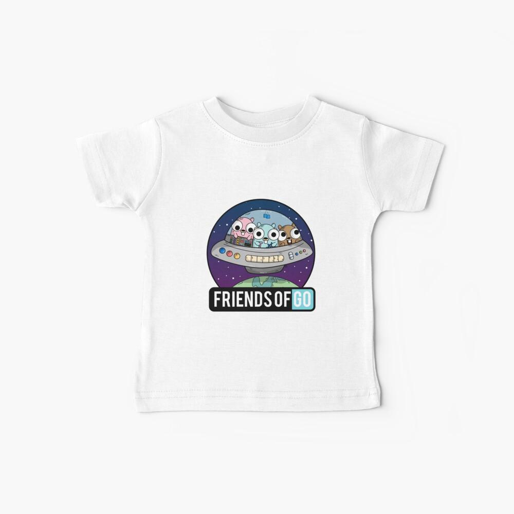 Friends of Go Camiseta para bebés