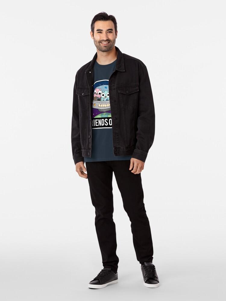 Vista alternativa de Camiseta premium Friends of Go