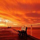 «Semaphore Pier, Adelaide » de M. Fittock