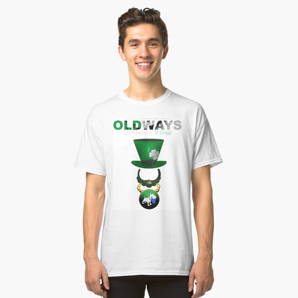 Old Ways album art Classic T-Shirt