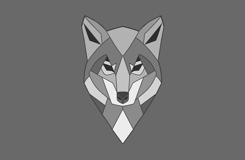 Abstract Wolf Collection 7 Wallpapers