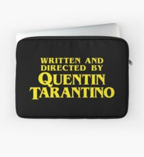 Written and Directed by Quentin Tarantino Laptoptasche