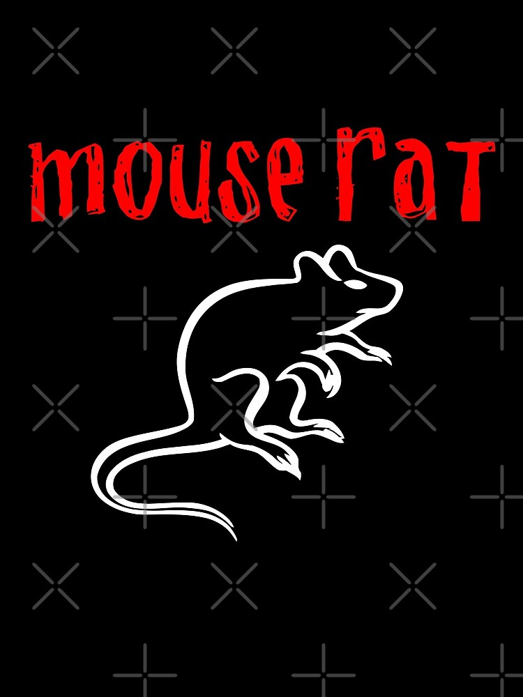 Mouse Rat by drtees