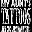 My Aunt's Tattoos by itsaboutdes