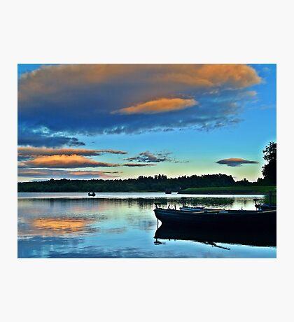 Gartmorn Dam,Scotland. Photographic Print