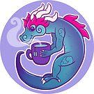 Beverage Dragon by nikury