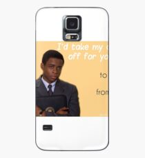 Charlie Young Valentine Case/Skin for Samsung Galaxy