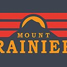 Mount Rainier National Park by Ashley Loonam