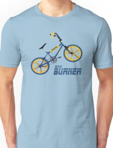 Retro BMX Burner  Unisex T-Shirt