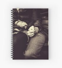 Hold Tight | Love Spiral Notebook