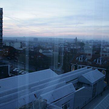 BRISTOL city view by cvdp