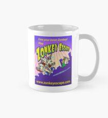 Zonkey Escape purple Vert Design bright Mug