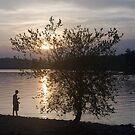 Late night fishing by Jean-Pierre Ducondi