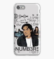 Can't Stop the Numbers iPhone Case/Skin