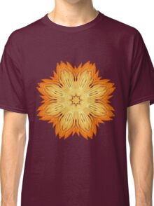 Orange Flower Classic T-Shirt