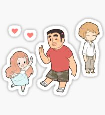 Ore Monogatari Sticker