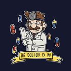 The Doctor Is In! by Matt Sinor