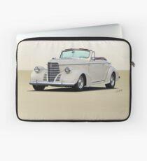 1938 Oldsmobile 8 Convertible Coupe 'Studio' 1 Laptop Sleeve