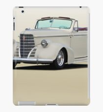 1938 Oldsmobile 8 Convertible Coupe 'Studio' 1 iPad Case/Skin