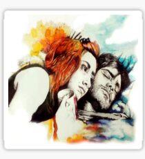 Eternal Sunshine Sticker