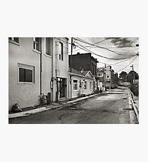 Rough Neighborhood Photographic Print