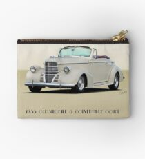1938 Oldsmobile 8 Convertible Coupe 'Studio' with ID Studio Pouch