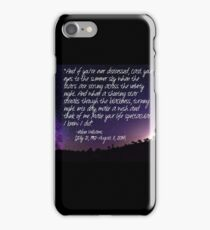 Robin Williams - Spectacular iPhone Case/Skin