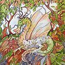 Little Fire Dragon by Anne Bonner