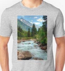 Krimmler Ache Unisex T-Shirt