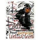 . Proud supporter of unjust wars  by Troy  Glover