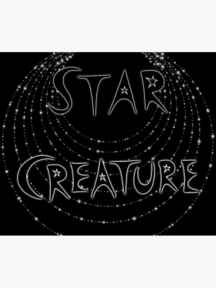 Star Creature - White by Etakeh