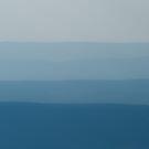 Blue Ridge Mountains by Jean-Pierre Ducondi