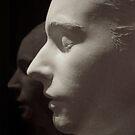 Death Mask by Ellen Cotton