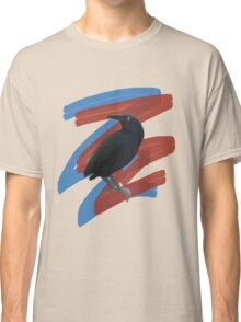 Black Bird 2 Classic T-Shirt