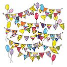 Bunting by Namoh