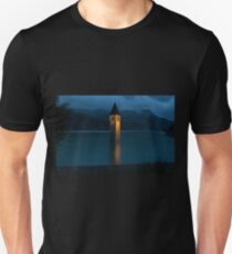 Reschensee by Night T-Shirt