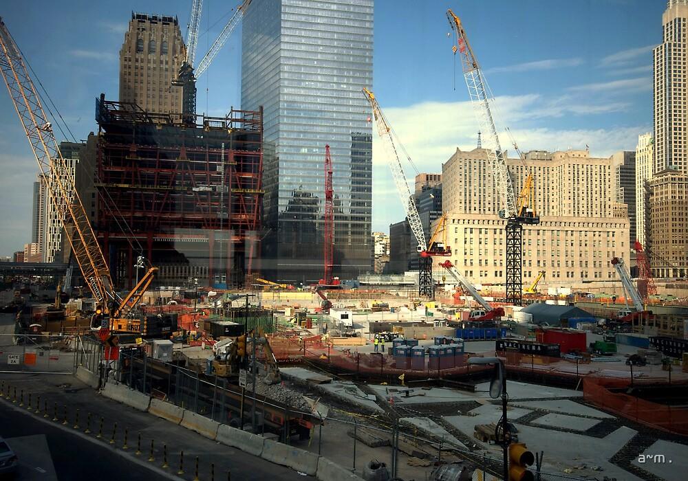 ~Through to Ground Zero-I~ by a~m .