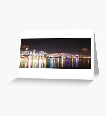 City of Light  Greeting Card