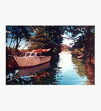 Safe Harbour Photographic Print