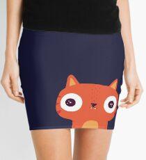 Always Watching Mini Skirt