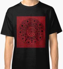 Doily Joy Mandala- Deep Roots Classic T-Shirt