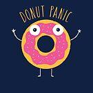 Donut Panic by DinoMike