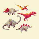 Geo-saurs by DinoMike