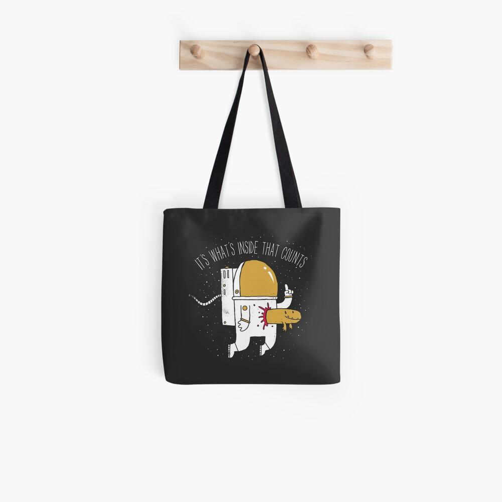 Space Sucks Tote Bag