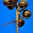 """City Life - """"Light & Communication"""" by Denis Molodkin"""