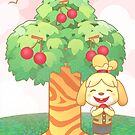 Isabelle & Cherries by Elisecv