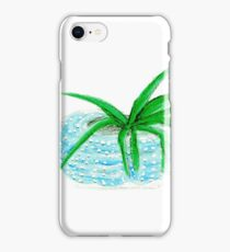 Mini Airplant in Shell iPhone Case/Skin